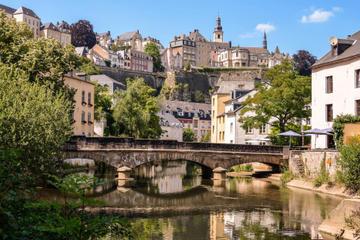 Tour privato: gita di un giorno a Lussemburgo e Bastogne da Bruxelles