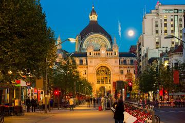 Visite privée: excursion à Anvers au départ de Bruxelles