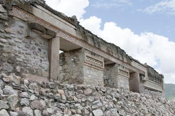 Visita turística a Mitla y Santa María del Tule desde Oaxaca