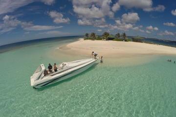 Privéboottocht van Sint Maarten met een speedboat