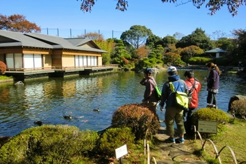 Door Tokio op de fiets: Edogawa, Sea Life Aquarium en Kasai Rinkai ...