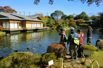 Tokio en bicicleta: Edogawa con el acuario Sea Life Park y el parque...