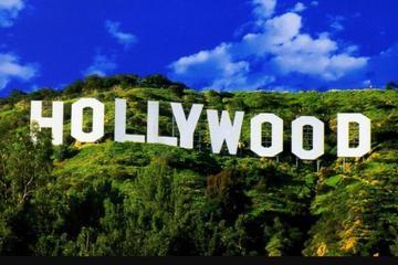 Visite de la ville Los Angeles au...