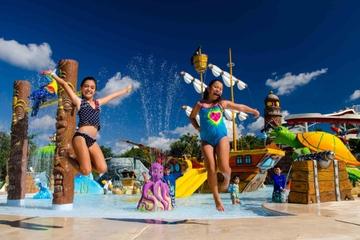 Tagesausflug nach Cozumel ab Cancún: Playa Mia-Strandpark und...