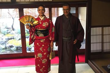 Kimono Rental - 2 Hours Plan - Men's
