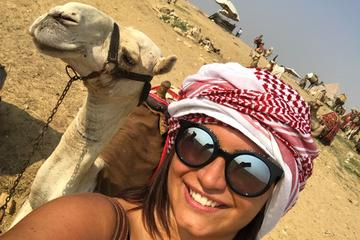 2 hour camel ride around Giza pyramids gate
