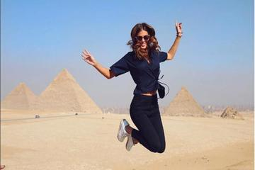 cheapest tour Giza pyramids