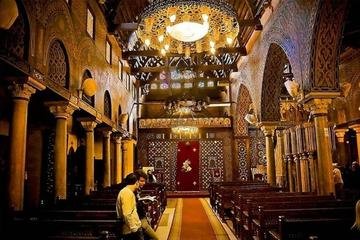 Coptic and Islamic Cairo day tour