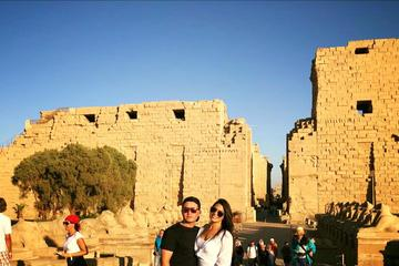 day tour from Hurghada to luxor by car