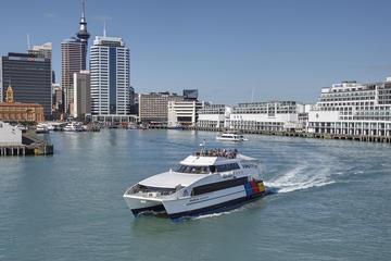 Crucero turístico por el puerto de Auckland