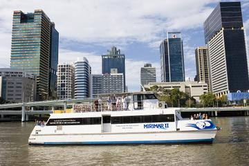 Lone Pine Koala Sanctuary Admission with Brisbane River Cruise