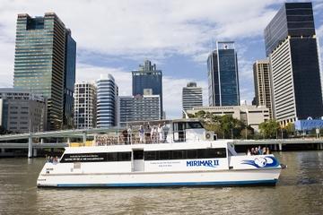 Lone Pine Koala-Schutzgebiet, Eintritt mit Brisbane River Cruise