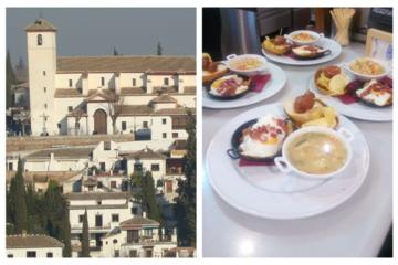 Private Tour Historic Centre and Albaicín with local food tasting