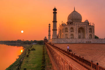 Private Guided Trip To Taj Mahal