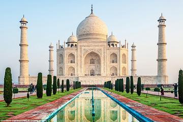 Same Day Taj Mahal Private Day Trip