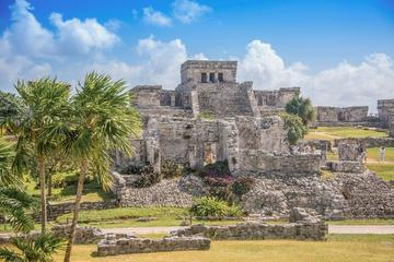 Tulum Combo Tour: Archaeological Site, Cenotes and