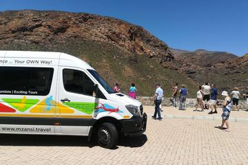 14-Day Hop-On Hop-Off Mzansi Travel Pass - Cape Town Departure