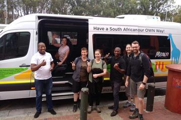 21-Day Hop-On Hop-Off Mzansi Travel Pass - Port Elizabeth Departure