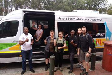4-Day Hop-On Hop-Off Mzansi Travel Pass - Cape Town Departure