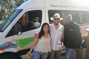 7-Day Hop-On Hop-Off Mzansi Travel Pass - Cape Town Departure