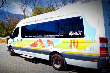 7-Day Hop-On Hop-Off Mzansi Travel Pass - Port Elizabeth Departure