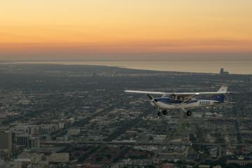 Vol nocturne à la Nouvelle-Orléans
