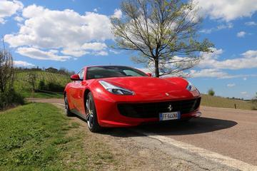 Ferrari GTC4 Lusso V12 -  Driving Experience in Maranello