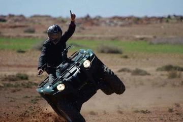 4-Hour Quad Ride Experience in Marrakech