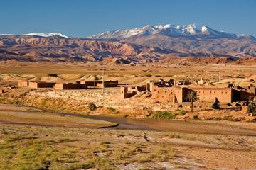 Excursão de 3 dias no Deserto do Sara de Marrakech: Ouarzazate, Vale...