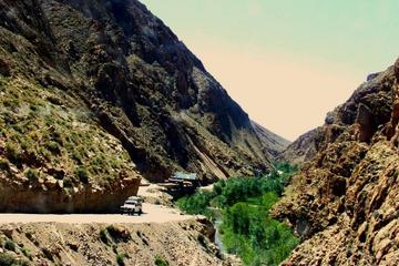 High Atlas Mountains and Berber Village Day Tour including Lunch from Marrakech
