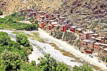 Ourika Valley Half-Day Tour from Marrakech