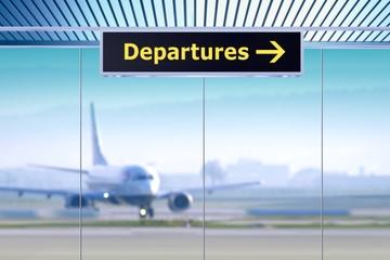 Transfert de départ privé: de l'hôtel à l'aéroport de Montréal