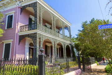 Excursão gastronômica em Nova Orleans do Distrito dos Jardins e St...