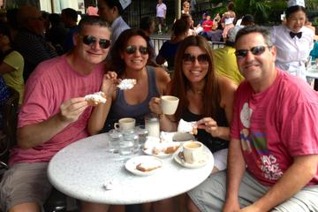 French Quarter History Tour with Cafe...