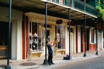 Kulinarischer Spaziergang durch das French Quarter in New Orleans