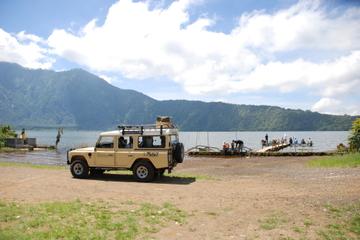 Escursione rurale a Bali in veicolo 4WD