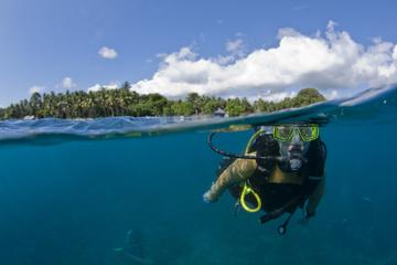 Plongée certifiée au Nitrox à Bali