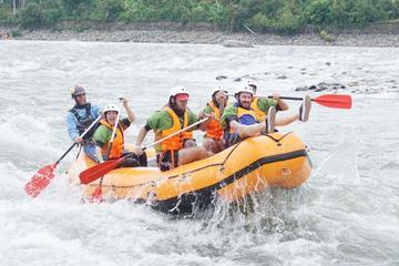 Rafting Jatun Yacu River Class III - HALF DAY