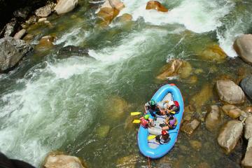 Rafting Jondachi River Class IV - FULL DAY