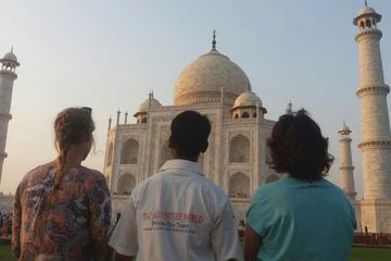 3 Days Golden Triangle Tour With Accommodation