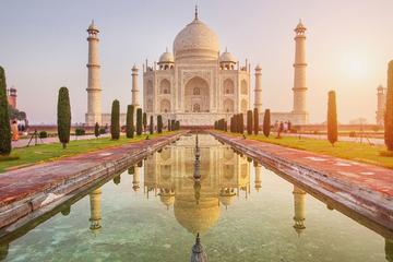Sunrise Taj Mahal Tour by Car - Private Trip