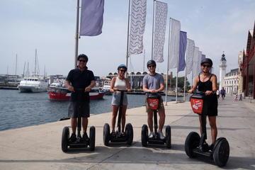 Valencia Port Segway Tour