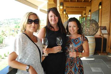 Okanagan Valley Wineries and Wine Tasting Tour