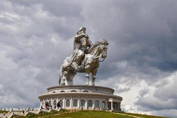 1 Giorno - Statua Equestre di Gengis Khan e Museo di storia Nazionale