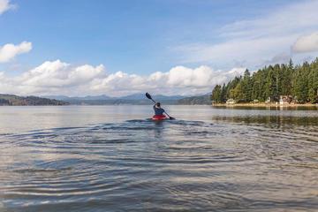 2 Giorni - Parco Nazionale Gorkhi-Terelj con rafting o canoa lungo il fiume!
