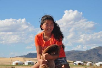 7 Days around Gobi Desert Tour