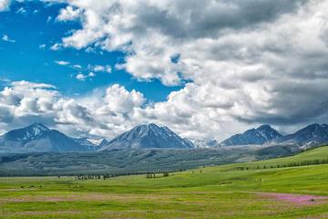 Mongolia Full Immersion! Alla scoperta di deserti, laghi e vulcani!