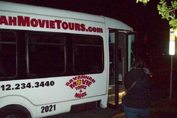 Savannah's Ghost Bus Tour with Dinner Package