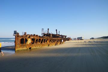 2-tägige Fraser Island-Tour ab Hervey...