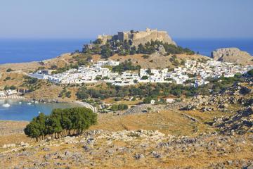 Private Führung: Lindos Akropolis und...